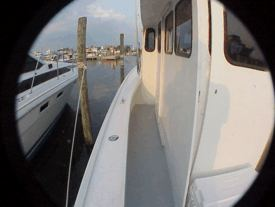 New Jersey charterboat